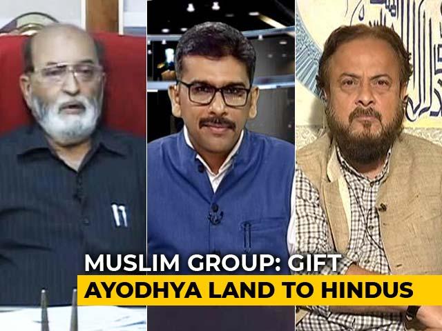 Video : Ayodhya Case: Is Negotiation Still A Solution?