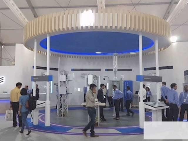 India Mobile Congress 5g In Focus
