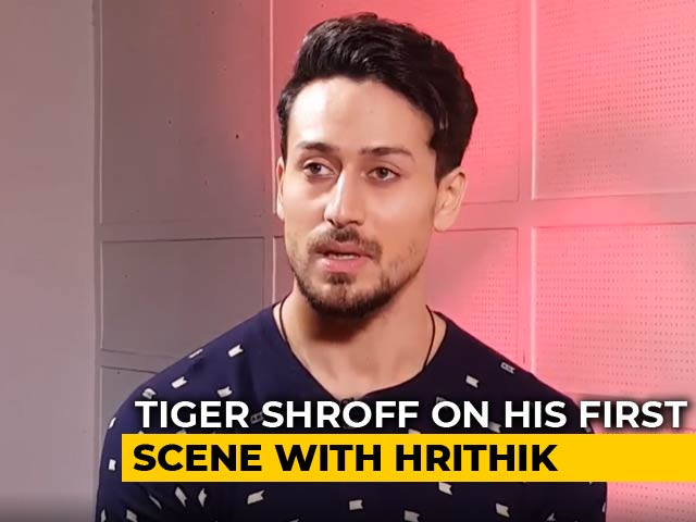 Video : Tiger Shroff On <i>War</i>, Working With Hrithik Roshan And More
