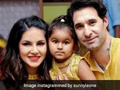 सनी लियोन ने दिवाली पर अपने ही रंग में रंगा पूरा परिवार, फोटो और वीडियो हुए वायरल