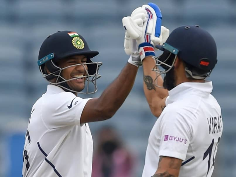 India vs South Africa: Mayank Agarwal Credits Virat Kohlis Knock For Allowing Extra Time To Pick 20 Wickets