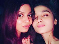 On World Mental Health Day, Alia Bhatt Posts A Special Message For Sister Shaheen Bhatt