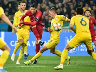Ukraine vs Portugal, Euro Qualifiers: Ukraine Qualify For Euro 2020 Despite Cristiano Ronaldos 700th Goal