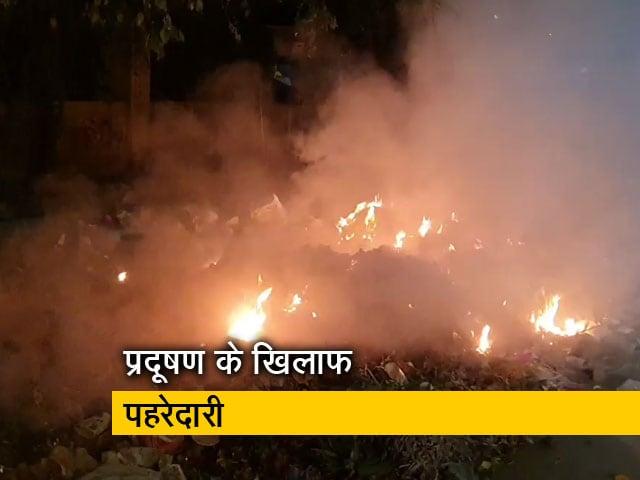 Video : दिल्ली-NCR में प्रदूषण काफी बढ़ी, सख्ती के बाद भी जलाया जा रहा कूड़ा