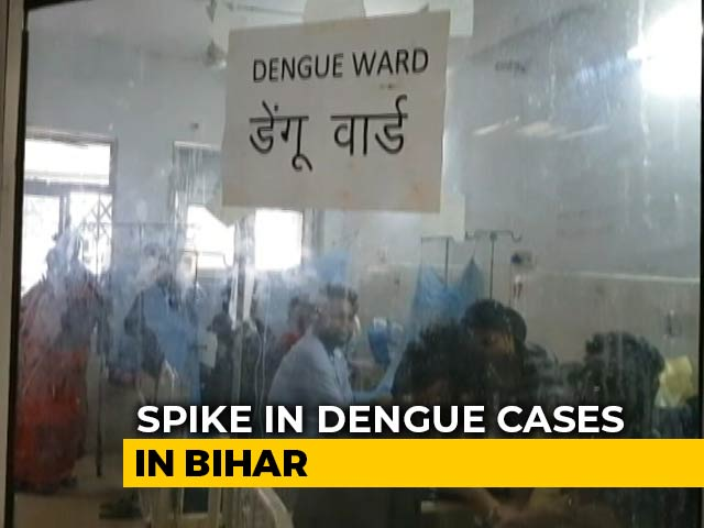 Video : 400 Dengue Cases, Floating Garbage As Patna Flood Nightmare Nears Day 9