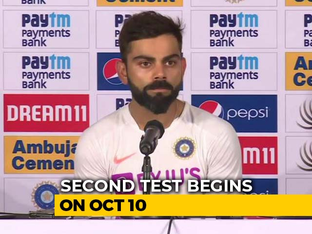 "Video : ""Stop Focussing On What Rohit Sharma Is Going To Do In Tests"": Virat Kohli"