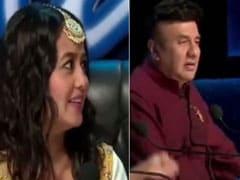 Indian Idol के सेट पर आपस में झगड़े नेहा कक्कड़ और अन्नू मलिक, सिंगर बोलीं- डूब मर...देखें Video