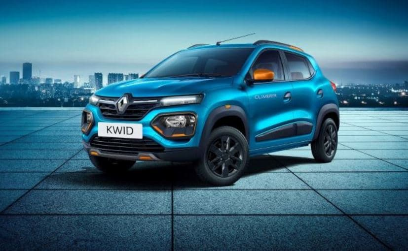 The 2019 Renault Kwid now gets the Climber trim as its new top-end variant, priced at Rs. 4.84 lakh