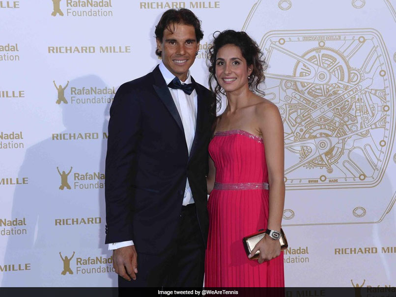 Rafael Nadal Marries Longtime Girlfriend Xisca Perello In Mallorca Tennis News