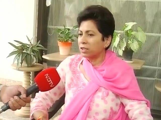 """Video : """"BJP Not In Touch With Real Issues In Haryana"""": Congress' Kumari Selja"""