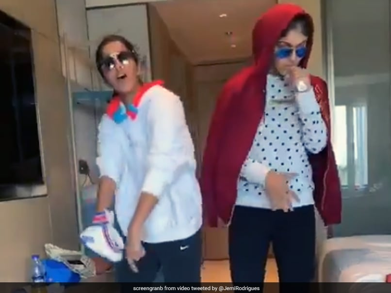 Special Rap Tribute For Harmanpreet Kaur From Teammates Features Thor, Shaktimaan