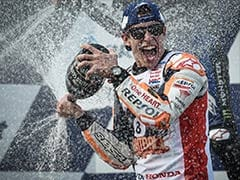 Marc Marquez Clinches 2019 MotoGP Title With Thailand Win