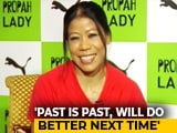 Not Happy With The Semi Final Bout Decision: Mary Kom