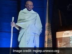 Gandhi Jayanti 2019: Mahatma Gandhi Brought To Life Through 3-Dimensional Hologram In Paris