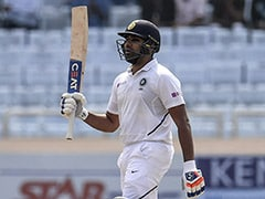 India vs South Africa 3rd Test Day 2 LIVE Score: Rohit Sharma Scores Maiden Double Century, India In Command
