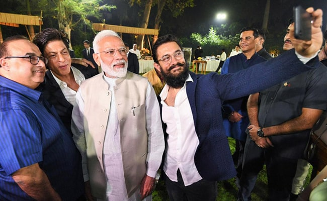 """He Was Warm, Inspiring"": Film Stars After Meeting PM Modi In Delhi"