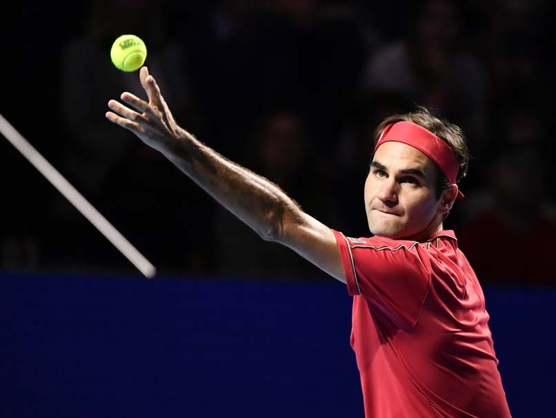 """Know What The Other Guy Is Doing: Roger Federer Into 17th Basel Quarter-Final"