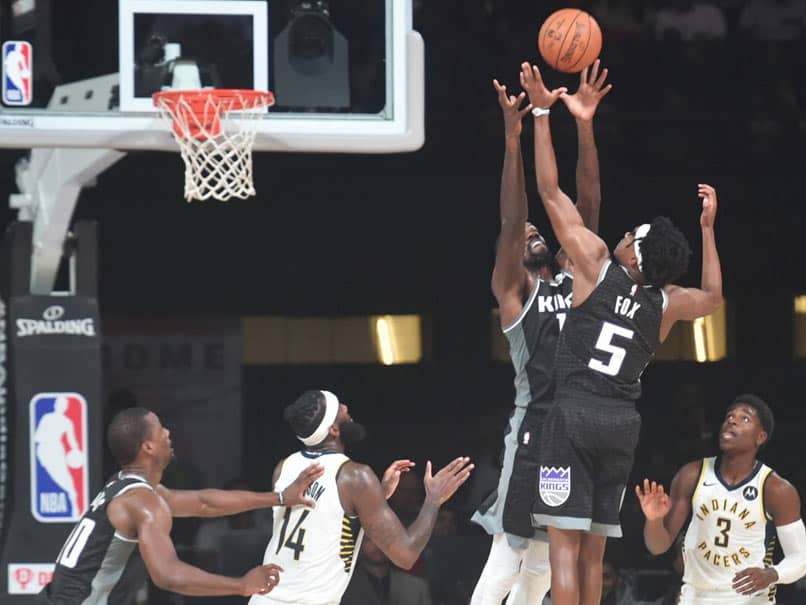 Indiana Pacers Decimate Sacramento Kings In Second NBA Game In India