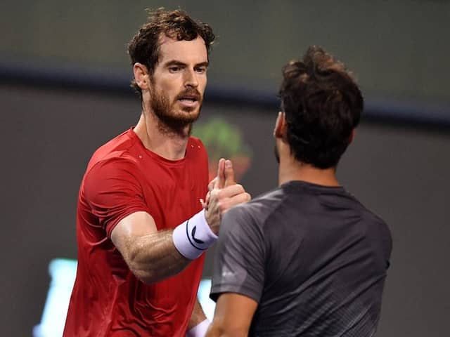 Andy Murray Accuses Opponent Of Distracting Him During Shanghai Masters Loss