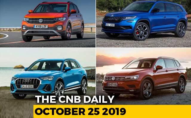 Video : VW Group To Bring 10 SUVs, Maruti Suzuki's EV plan