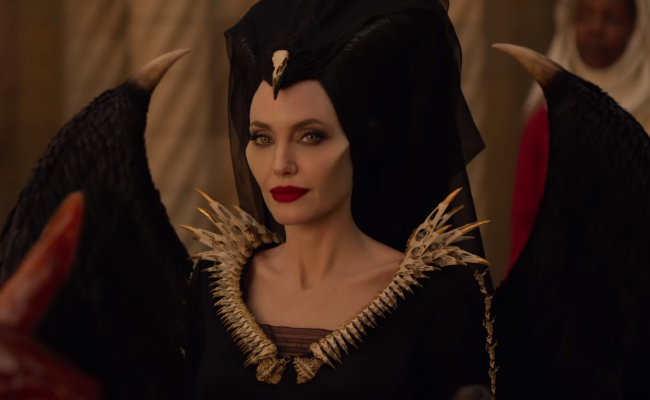 Maleficent Mistress Of Evil Movie Review Angelina Jolie S