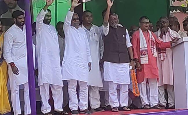 After Amit Shah's Endorsement, Nitish Kumar Says Bihar Coalition United