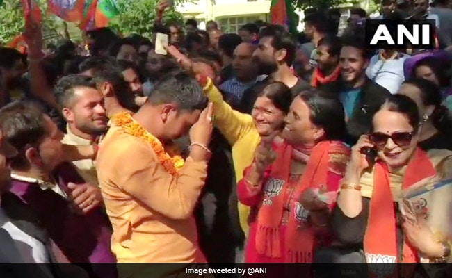 Himachal Pradesh By-Election Result 2019: BJP Wins Dharamshala Bypoll