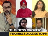 Video : 'Mystery' Businesswoman Behind Jammu And Kashmir Visit?