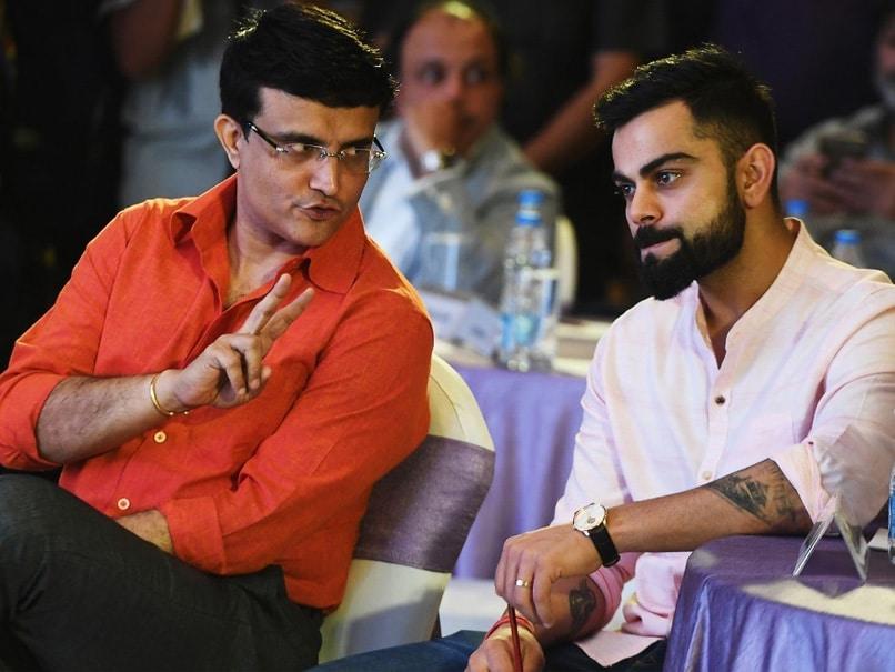 Virat Kohli gives nod to Sourav Ganguly this big Wish