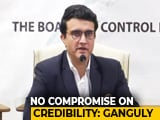 "Video : ""Corruption-Free, Same-For-All BCCI, Just As I Led India"": Sourav Ganguly"