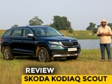 Video : Skoda Kodiaq Scout Review