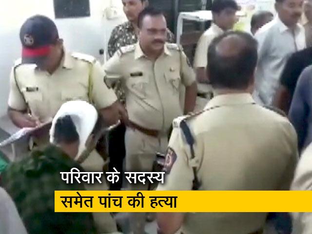 Videos : मुंबई में BJP नेता के घर पर हमला