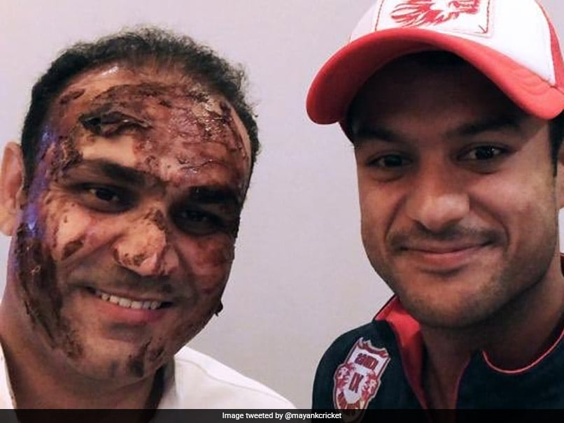Virender Sehwag Turns 41, Comes Up With Witty Replies To Birthday Wishes