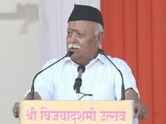 """Women Unsafe, Matter Of Shame For All Of Us"": RSS Chief Mohan Bhagwat"