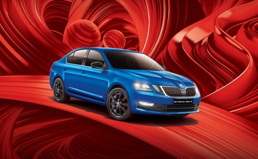 The Skoda Octavia Onyx is offered in both petrol and diesel engine options