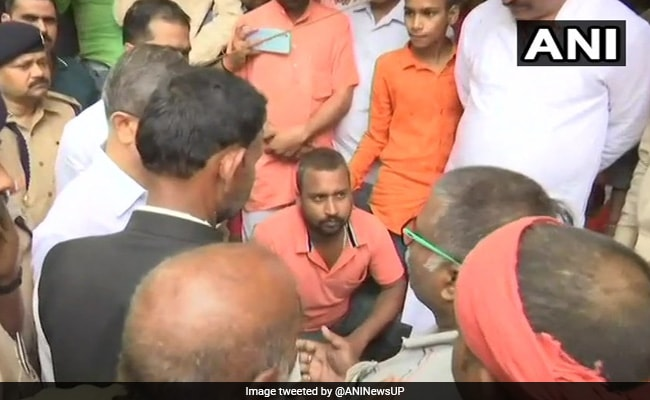Yogi Adityanath Sanctions Rs 15 Lakh To Kamlesh Tiwari's Wife