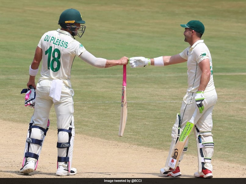 India Vs South Africa 1st Test Day 3 Today Match Live Score