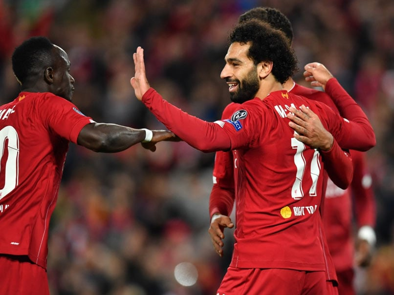 Champions League: Salah Stars In Liverpool