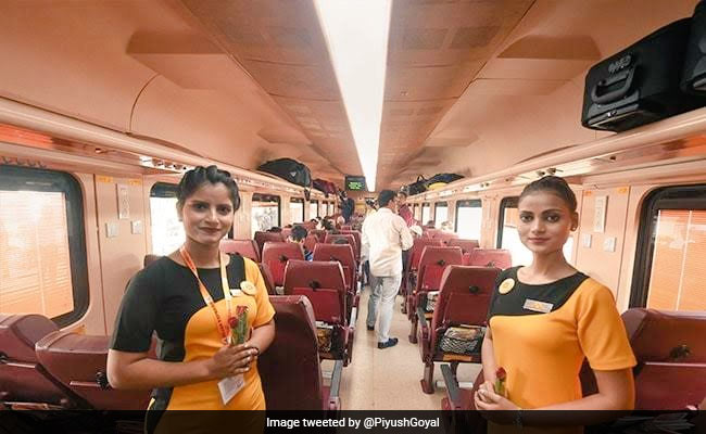 Tejas Express Passengers Will Now Get Biodegradable Water Bottles