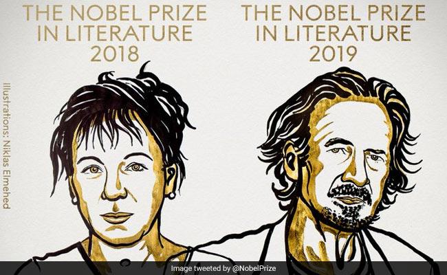 Nobel Prize: ओल्गा टोकार्कज़ुक को 2018 का और पीटर हैंडके को 2019 का साहित्य का Nobel Prize