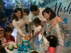 चार साल की हुई सनी लियोन की बिटिया निशा, इस प्यार से मनाया जन्मदिन- देखें Cute Viral Video