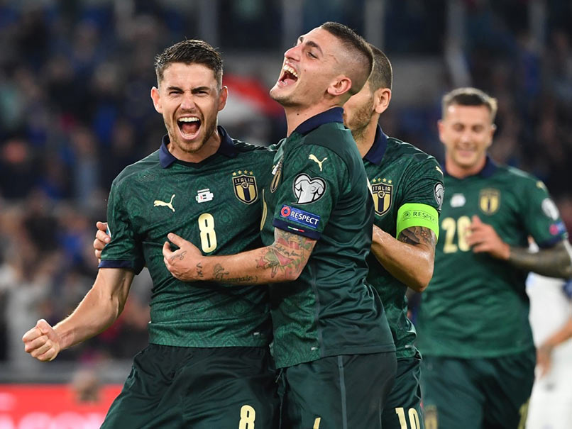 Euro 2020 Qualifiers: Italy Qualify For Euro 2020 As Spain Made To Wait