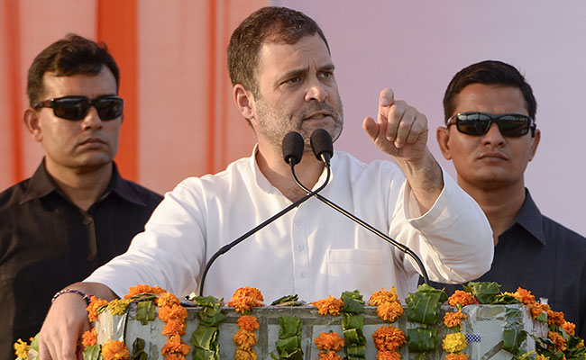 Over Petrol Price, Rahul Gandhi's 'Genius' Jibe At PM, Finance Minister