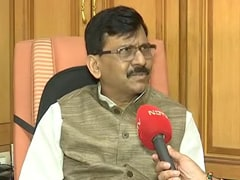 """BJP Can't Renege On 50:50 Formula Agreement"": Sena's Sanjay Raut To NDTV"