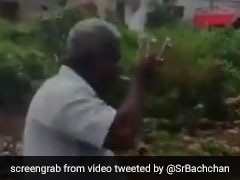Viral Video: सिगरेट से रॉकेट जला रहा था ये शख्स, वीडियो देख अमिताभ बच्चन को भी देनी पड़ गई सलाह