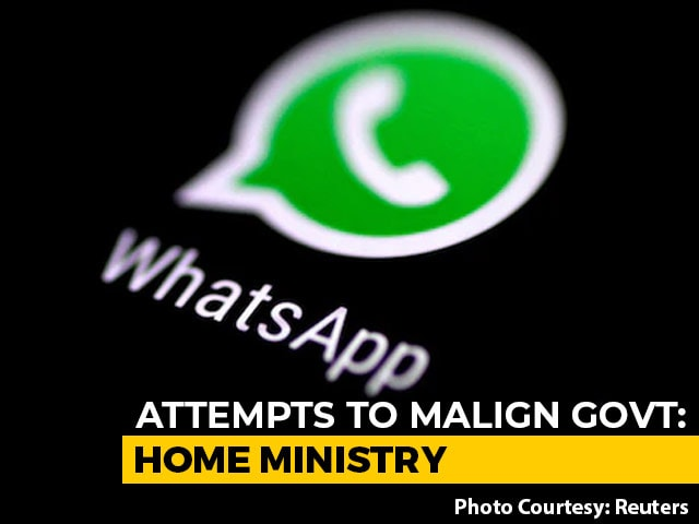 Video : Government Asks WhatsApp To Explain Breach Amid Snooping Row