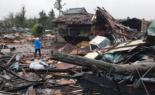 Kummari Typhoon: फिलीपींस में चक्रवात कम्मुरी से 11 की मौत, हज़ारों बेघर