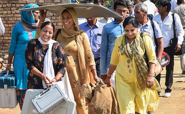 Haryana Assembly Election 2019: Top Candidates Along With Constituencies
