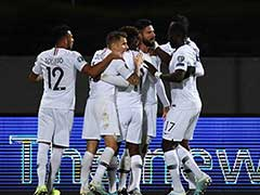 Euro Qualifiers: Olivier Giroud Fires France Past Iceland