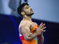 Ravinder Takes Home Silver At U-23 World Wrestling Championships